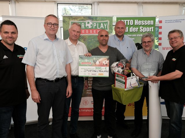 HFV Fair Play Ehrungen 2018/2019