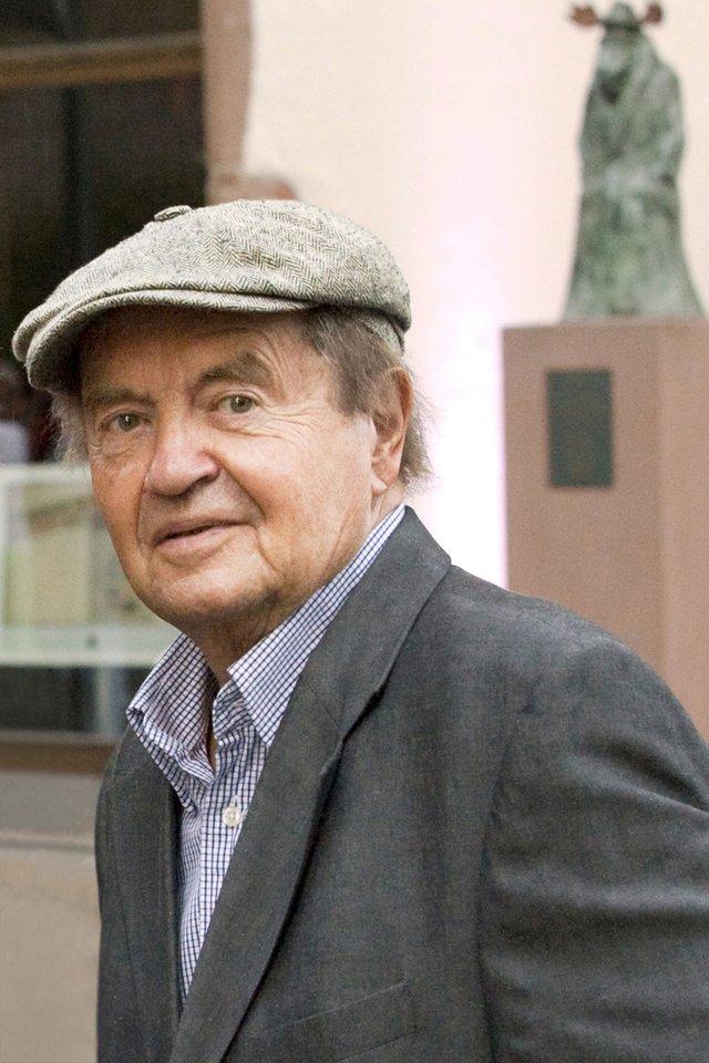 Hans Traxler 2011