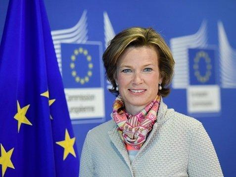 Portrait of EC Coordinator on combating Antisemitism, Katharina