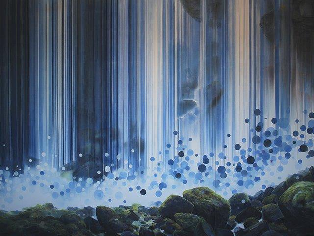 Kunstbox-08_20_Galerie-Rothamel_Blue-Fall,-2020,-Pastell,-Kohle-und-Aquarell-auf-3-Tafeln,-grundiertes-MDF,-gesamt-190-x-300-cm.jpg