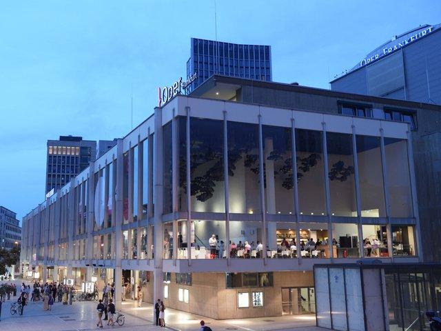 Oper Frankfurt 2018