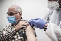 zu Corona: Start mobile Impfteams / Impfungen, Frankfurt