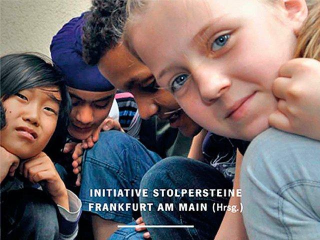 Stolpersteine FFM1_Cover.indd