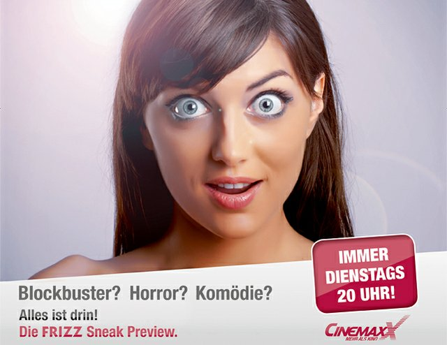 OF Sneak Cinemaxx Offenbach