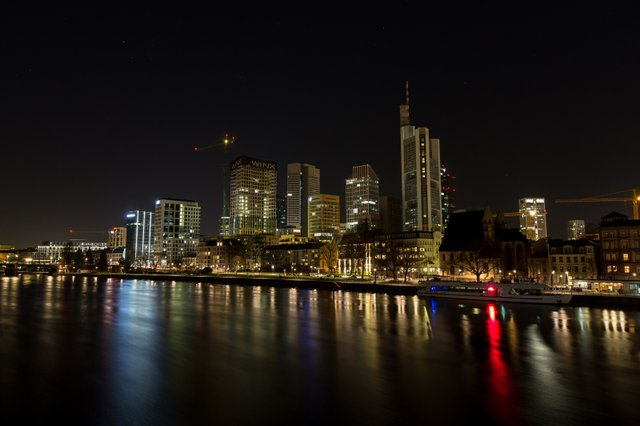 Earth Hour Frankfurt 2017