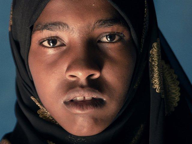 Portrait Fatima