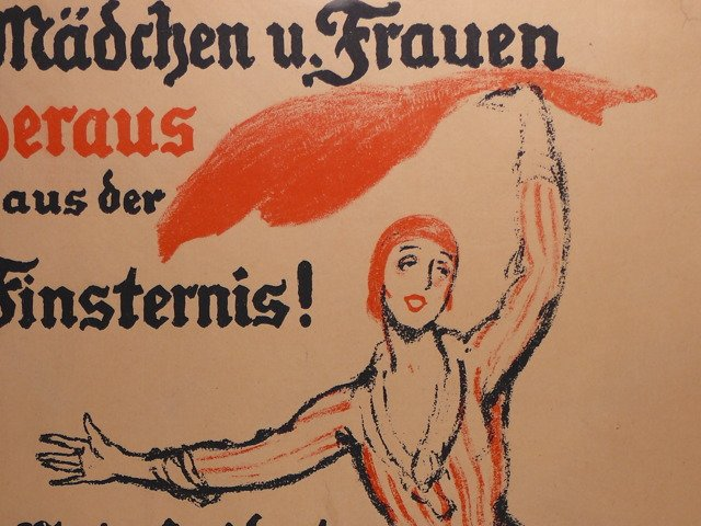 Ludwig Kainer (Entwurf), Wahlplakat.jpg