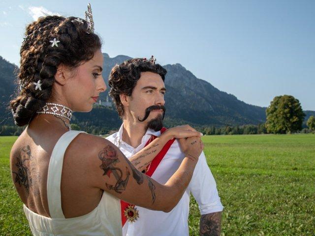 Sissi & Ludwig II. Tattoos © E.ON Energie Deutschland GmbH.jpg