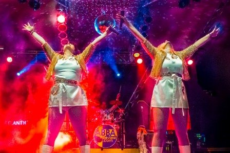 ABBA Review Tribute Show